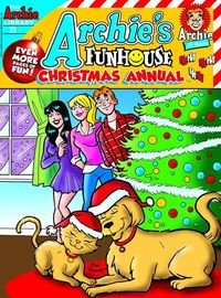 Archie Funhouse Christmas Annual Digest #23