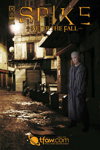 Spike After The Fall #1 (of 4) (TFAW Exclusive Photo Variant Wrap Cover Edition)