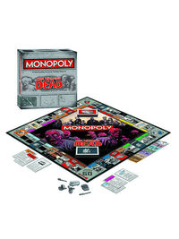 Walking Dead Monopoly - Survival Edition