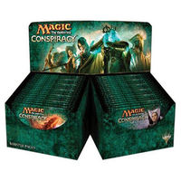 Magic the Gathering CCG Conspiracy Booster Display