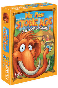 My First Stone Age Card Game