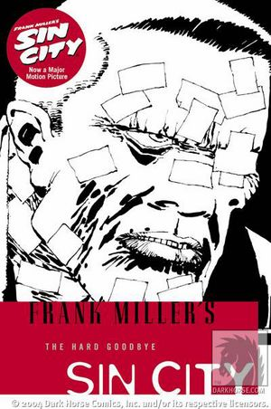 Sin City Volume 1: The Hard Goodbye 2nd Edition TPB - nick & dent