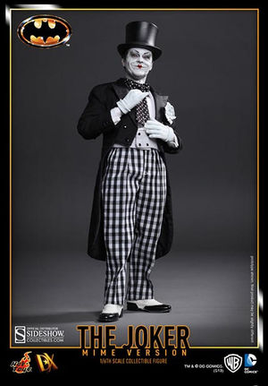 Hot Toys 1/6 Scale Joker 1989 Mime Version