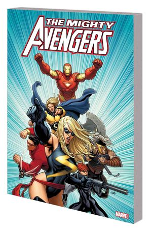 Mighty Avengers By Bendis TPB Complete Collection