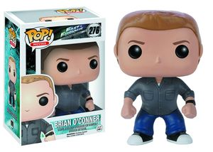 Pop Fast and Furious Brian O'Connor Vinyl Figure