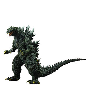 Godzilla 2000 Millenium Special Color  Edition S.h.MonsterArts Action Figure
