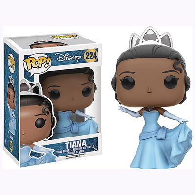 Pop Disney Princess and the Frog Tianna Vinyl Figure 11223-PX-1L9