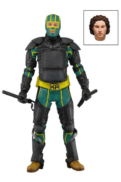 Kick Ass 2 Series 2 - Armored Kick Ass 7-inch Figure 12123KICKASS