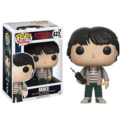 Pop Netflix Stranger Things � Mike with Walkie Talkie