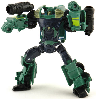 Transformers Prime Ironhide(Sergent Kup) Deluxe Action Figure 37975-A0744
