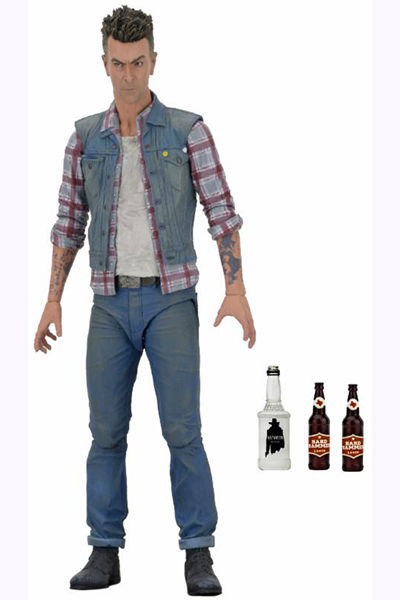 Preacher 7-in Action Figure Series 1 - Cassidy 45560-CASSIDY