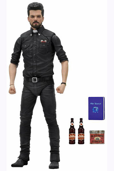 Preacher 7-in Action Figure Series 1 - Jesse 45560-JESSE