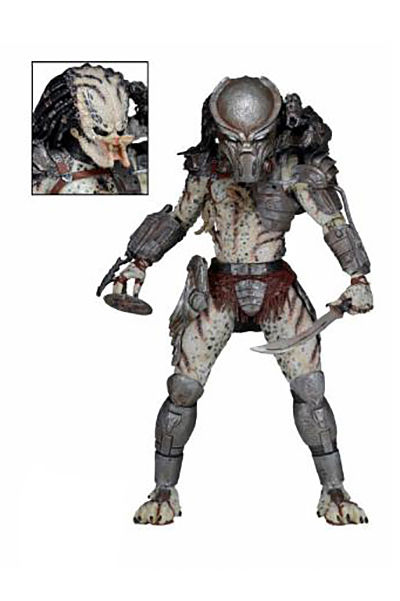 Predators 7-in Action Figure Series 16 - Ghost 51532-GHOST