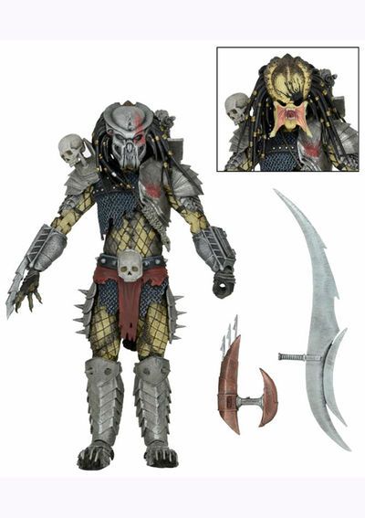 Predator 7-in Action Figure - Ultimate Scarface Video Game Appearance 51536