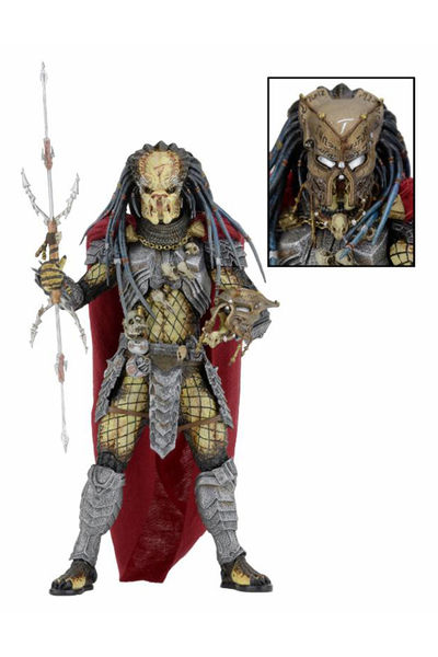 Predator 7-in Action Figure Series 17 - Elder Predator 51538-ELDER