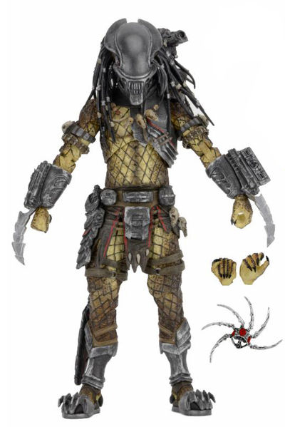 Predator 7-in Action Figure Series 17 - Serpent Hunter Predator 51538-SERPENT