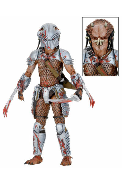 Predator 7-in Action Figure Series 18 - Hornhead Predator 51542-HORNHEAD