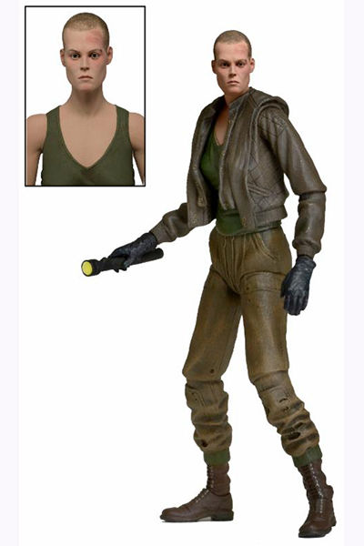 Aliens Series 8 Action Figure: Alien3 Ripley in Prison Uniform 51604A