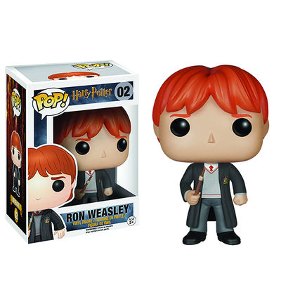 Pop Harry Potter - Ron Weasley Vinyl Figure 5859