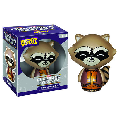 Dorbz Guardians of the Galaxy - Rocket Raccoon Vinyl Figure 5936