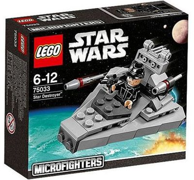 Lego Star Wars Star Destroyer Microfighters 75033