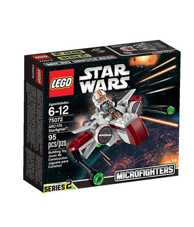 Lego Star Wars ARC 170 Starfighter 75072