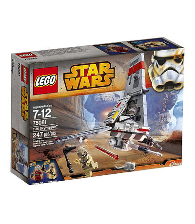 Lego Star Wars T 16 Skyhopper 75081