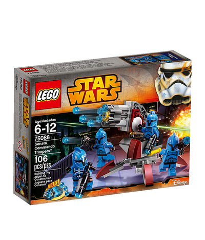 Lego Star Wars Senate Commando Troopers 75088