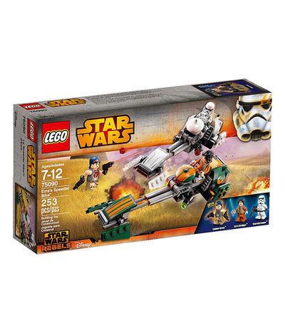 Lego Star Wars Ezra39s Speeder Bike 75090