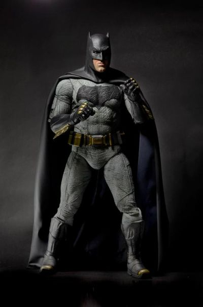 Batman vs. Superman Dawn of Justice Batman 1/4 Scale Action Figure 61434