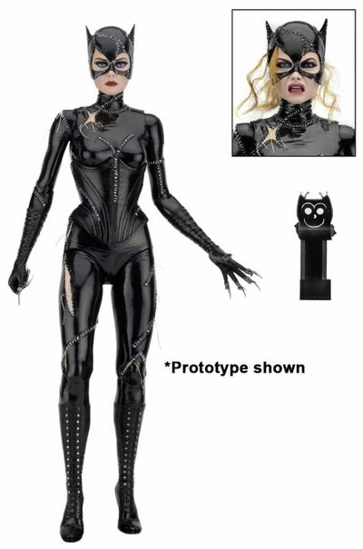 Batman Returns Catwoman 1/4 Scale Action Figure NECA-61435