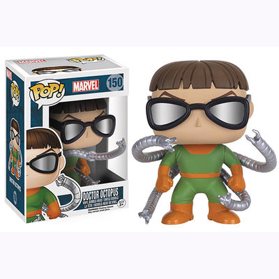 Pop Marvel Doc Ock Vinyl Figure 7260