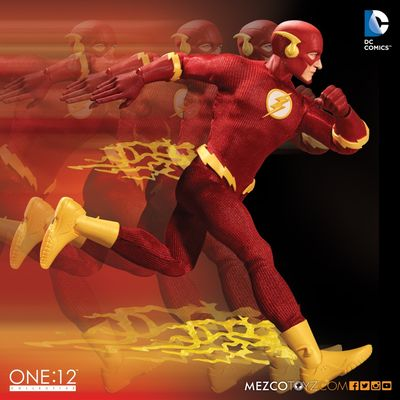 One-12 Collective Flash Action Figure 76100