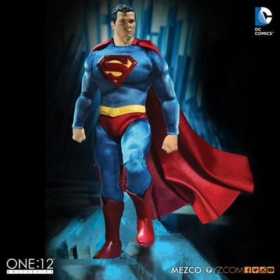 One-12 Collective Superman Action Figure 76140
