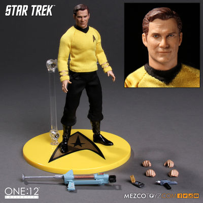 One-12 Collective Star Trek Kirk Figure 76161