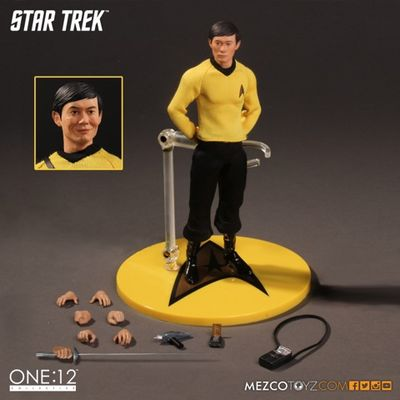 One-12 Collective Star Trek Sulu Figure 76162