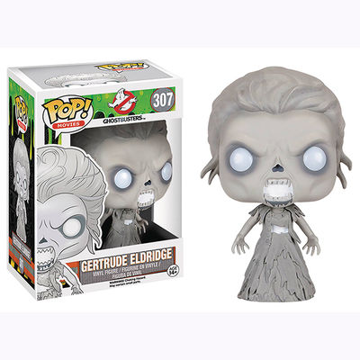 Pop Movies: Ghostbusters 2016 - Gertrude Vinyl Figure 7626