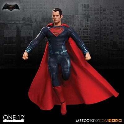 One-12 Collective Batman vs. Superman Dawn of Justice Superman Action Figure 76331