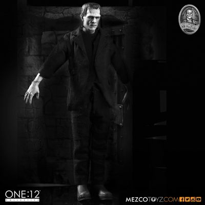 One-12 Collective Universal Monsters Frankenstein Action Figure 76380