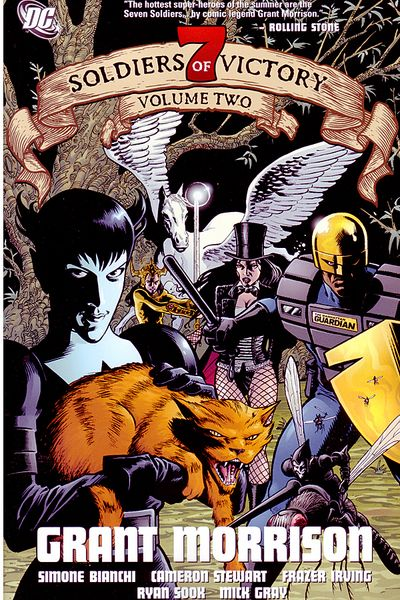 Seven Soldiers Of Victory TPB Vol. 2 JAN060329D
