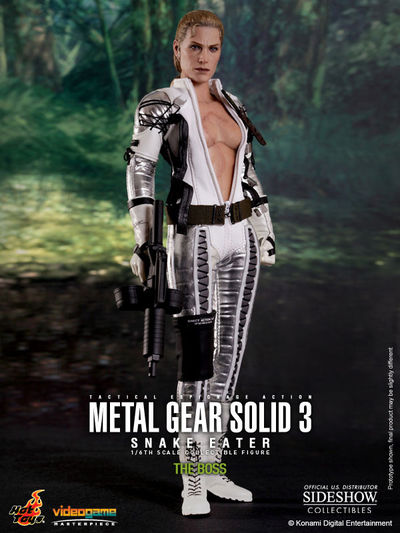 Metal Gear Solid 3: Snake Eater 1/6 Scale The Boss 901856
