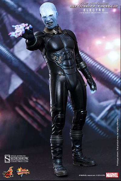 Hot Toys Amazing Spider-Man 2 Electro 1/6 Scale Figure 902207