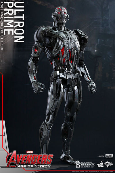 Hot Toys Avengers: Age of Ultron Ultron Prime 1/6 Scale Figure 902343