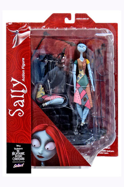 Nbx Select Sally Action Figure APR152294U