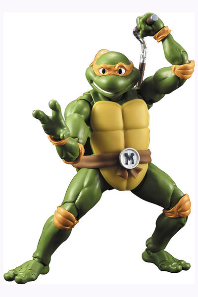 Teenage Mutant Ninja Turtles: Michelangelo S.H.Figuarts Action Figure APR168411J