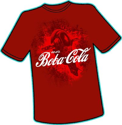 Image of Boba Cola T-Shirt XXXL