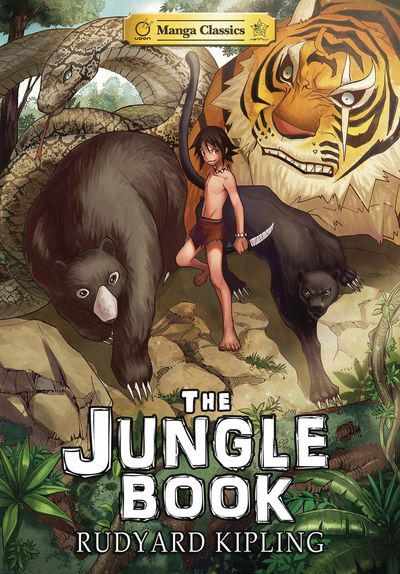 Jungle Book Manga Classics HC APR172106F