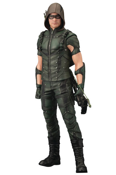Arrow Tv Series Green Arrow Artfx+ Statue APR172964I