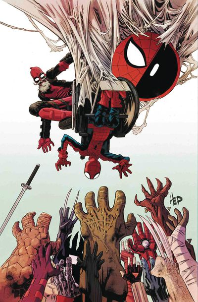 Spider-Man Deadpool #34 APR180775