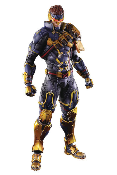 Marvel Universe Variant Play Arts Kai Cyclops Action Figure APR182276